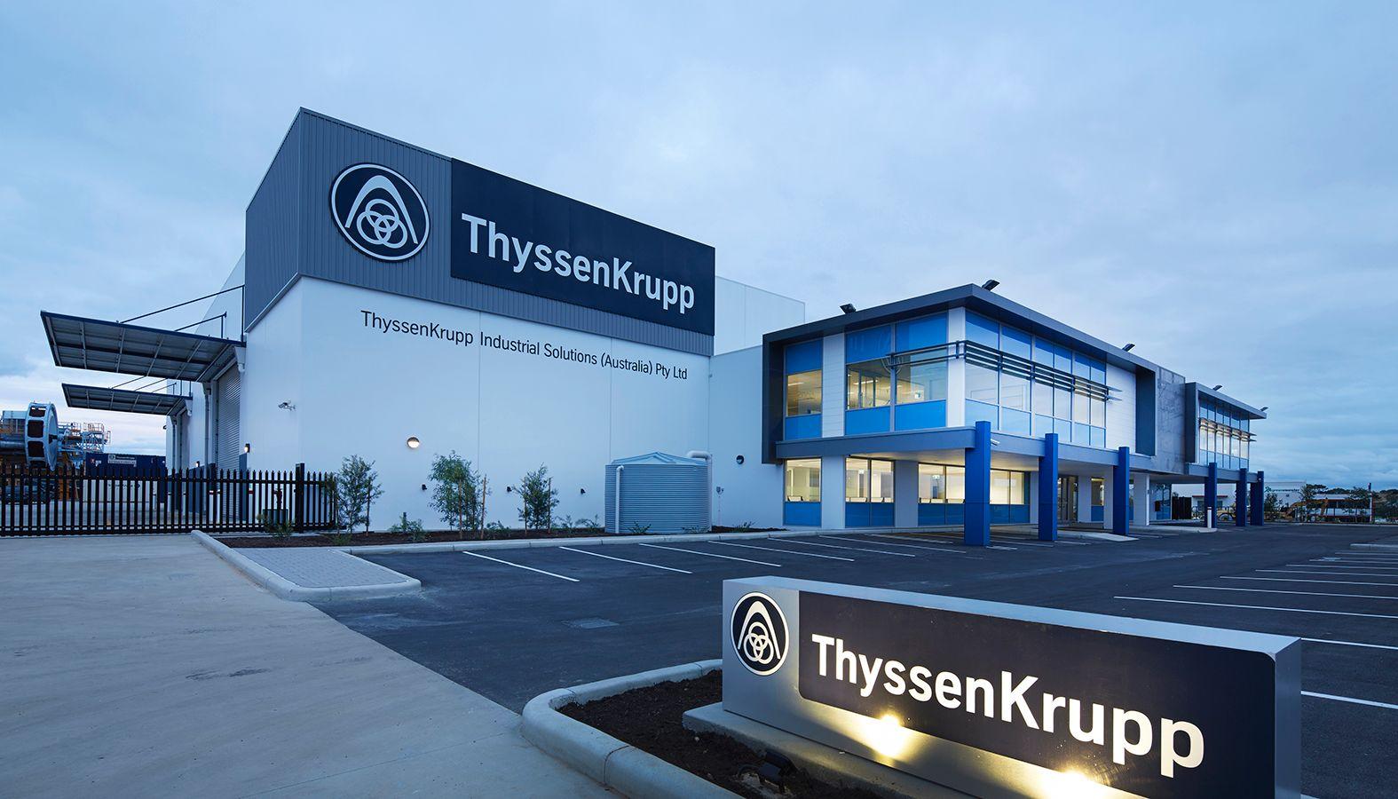 thyssenkrupp-office